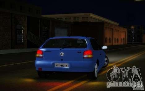 Volkswagen Golf GTI 1996 для GTA San Andreas вид справа