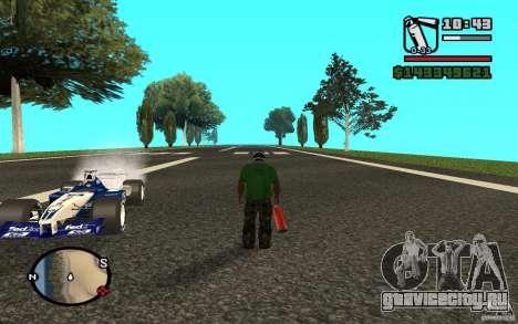 High-speed line для GTA San Andreas третий скриншот