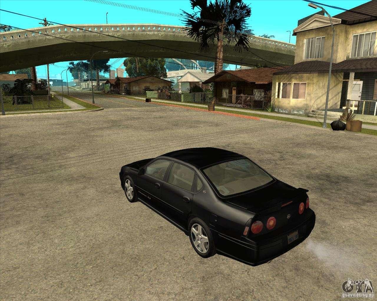 2003 Impala Walk Around