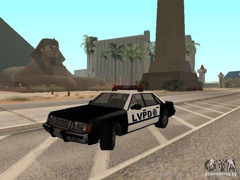 LVPD Police Car     GTA San  Gta San Andreas Police Cars