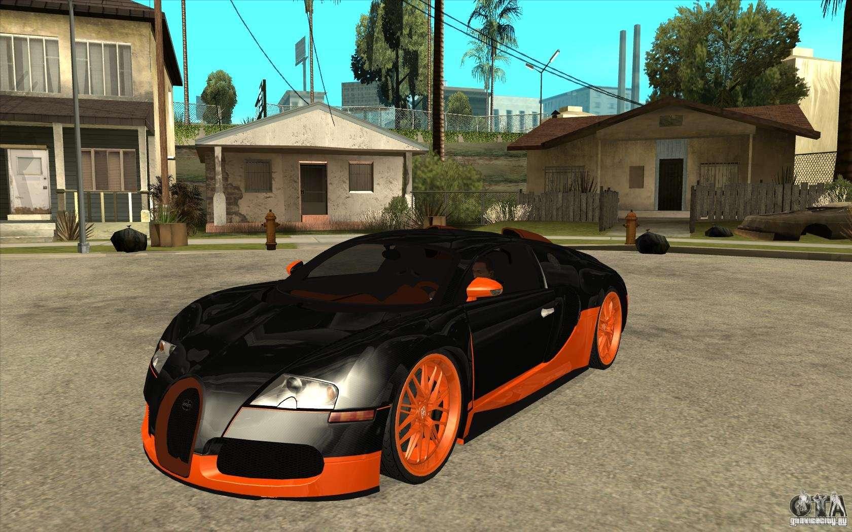 bugatti veyron super sport 2011 gta san andreas. Black Bedroom Furniture Sets. Home Design Ideas