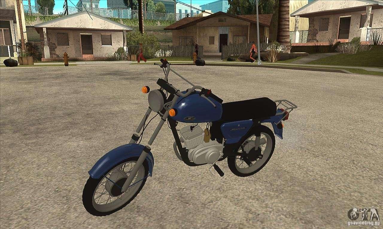 Коды на ГТА Сан Андреас на Мотоциклы