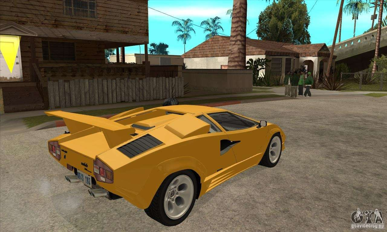 lamborghini countach gta san andreas. Black Bedroom Furniture Sets. Home Design Ideas