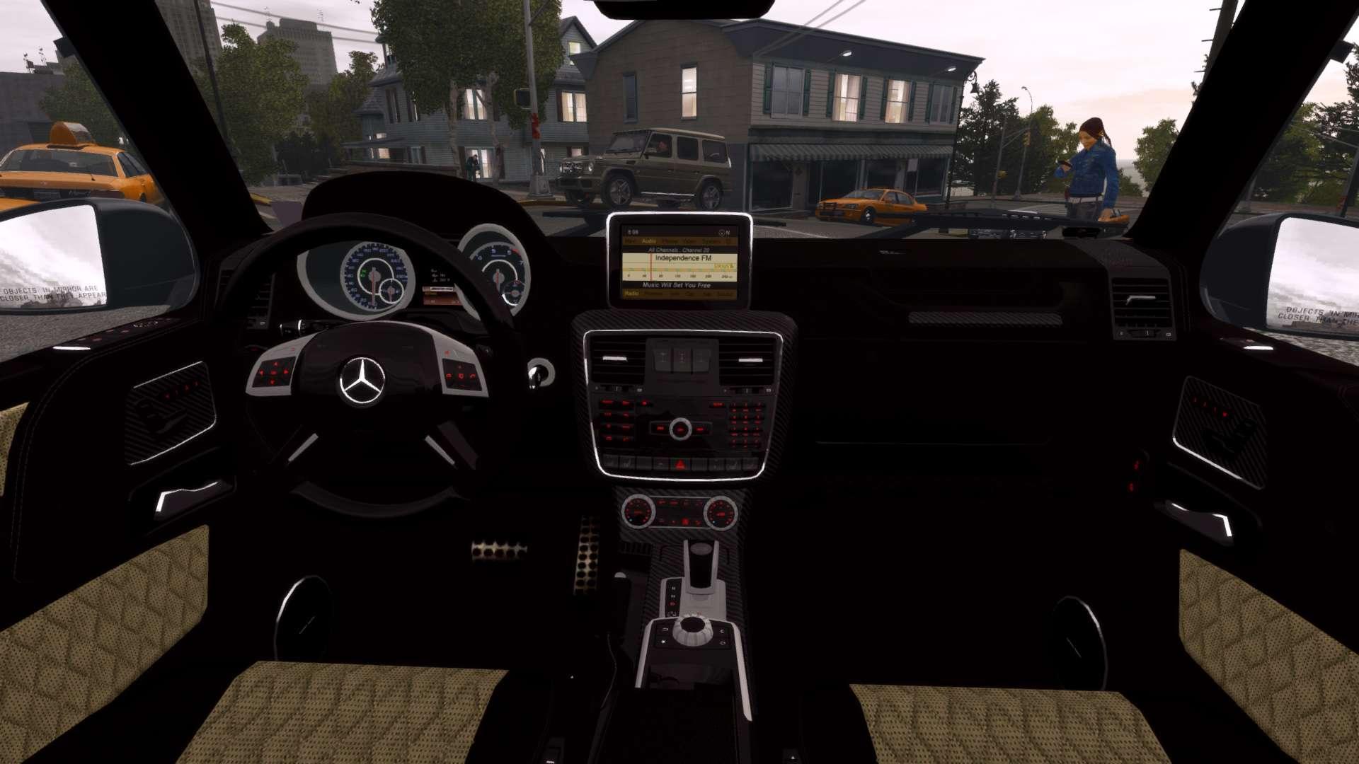 3D Модель G65 Amg