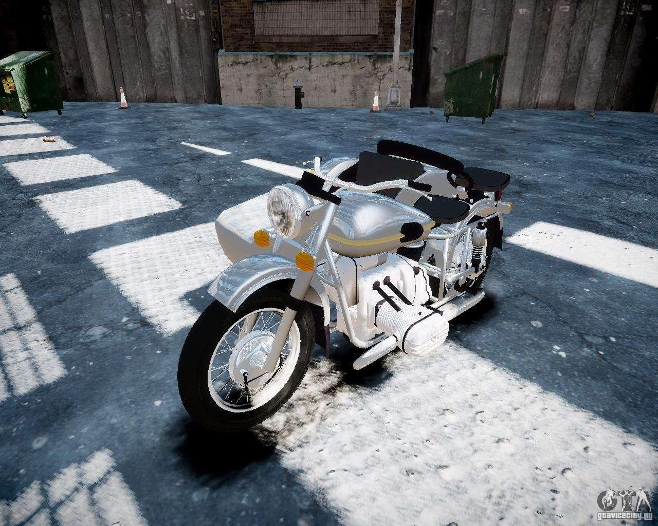 Коды на русскую гта 4 мотоцикла урал
