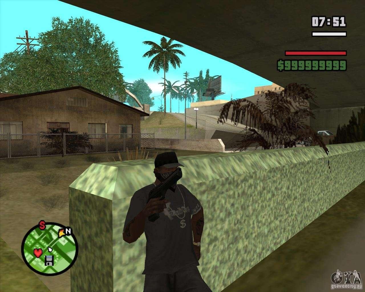 Система укрытий (Covers System) v1 для GTA San Andreas второй скриншот.