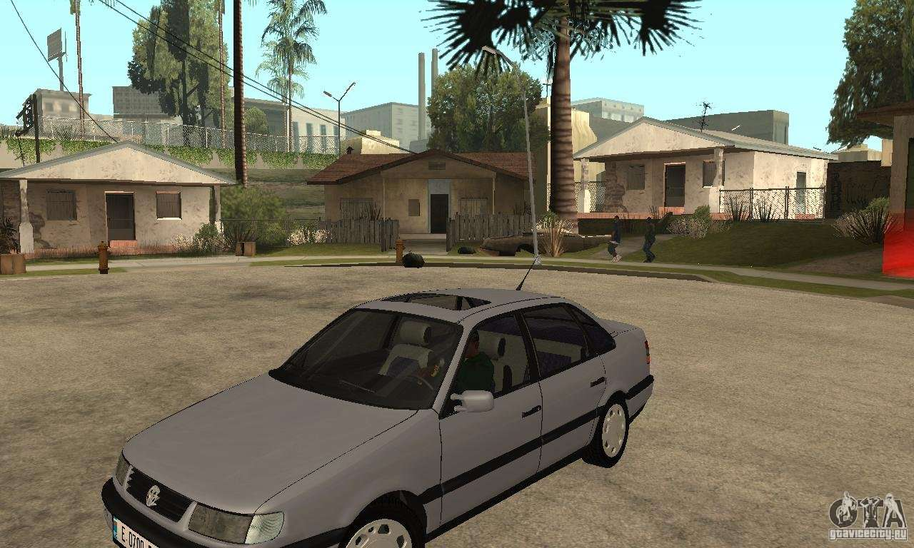 Download volkswagen passat for gta san andreas