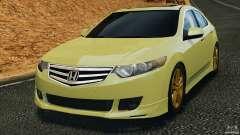Honda Accord Type S 2008