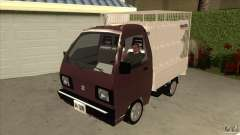 Suzuki Carry 4wd 1985 Abastible для GTA San Andreas