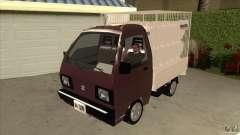 Suzuki Carry 4wd 1985 Abastible