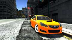 Subaru Legacy B4 для GTA 4