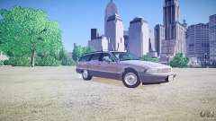 Chevrolet Caprice Civil 1992 v1.0