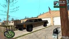 Rancher 4 Doors Pick-Up для GTA San Andreas