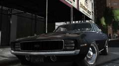 Chevrolet Camaro SS 350 1967 для GTA 4