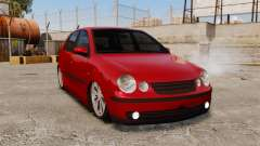 Volkswagen Polo Edit для GTA 4