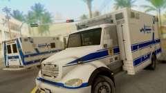 Freightliner Bone County Police Fire Medical для GTA San Andreas