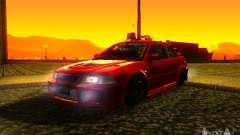 Mitsubishi Lancer Evolution VI GSR 1999 для GTA San Andreas