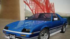 GTA IV Ruiner v2 для GTA San Andreas