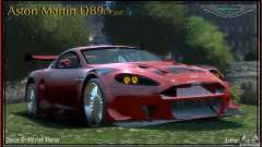 Aston Martin DB9 GTR SPORT [NFS Undercover] для GTA 4