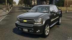 Chevrolet Avalanche Stock [Beta] для GTA 4