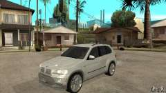 BMW X5 E70 Tuned для GTA San Andreas