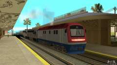 Тепловоз ТЭП150-001 для GTA San Andreas