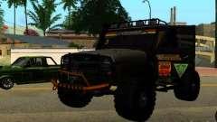 УАЗ 469 ТРИАЛ