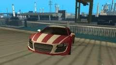 Audi R8 Le Mans NFS Carbon v2.0