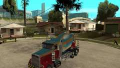 Kenworth W900 CEMENT TRUCK для GTA San Andreas