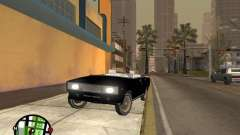 Ваз 2105 Кабриолет v1.3 для GTA San Andreas