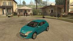 Renault Megane 3 Coupe для GTA San Andreas