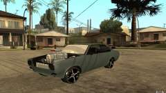 Chevrolet Cheville для GTA San Andreas