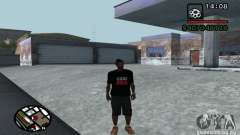T-shirt codered для GTA San Andreas