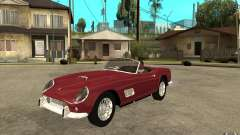 Ferrari 250 California 1957 для GTA San Andreas