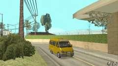 ГАЗ 2705 Маршрутное такси для GTA San Andreas