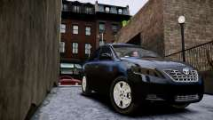 Toyota Camry для GTA 4