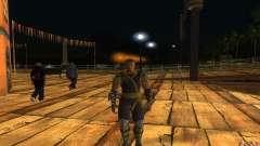 Cyrax из Mortal kombat 9
