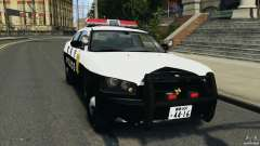 Dodge Charger Japanese Police [ELS] для GTA 4