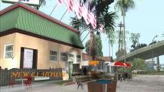 CJ house cleo для GTA San Andreas