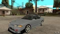 Nissan Skyline GT R R32 для GTA San Andreas