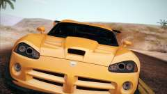 Dodge Viper SRT-10 ACR для GTA San Andreas