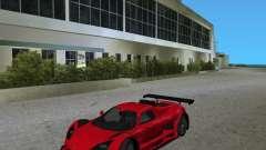 Gumpert Apollo Sport для GTA Vice City