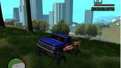 Real Grass v1.0 для GTA San Andreas