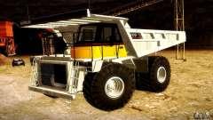 Caterpillar 777D для GTA San Andreas