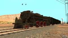 Локомотив 1941 года для GTA San Andreas
