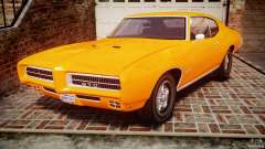 Pontiac GTO Judge для GTA 4