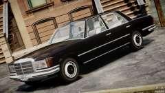 Mercedes-Benz 280SE W116 для GTA 4
