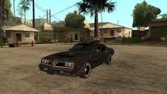 Pontiac Trans Am 1977 для GTA San Andreas
