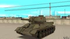 Танк T-34-85