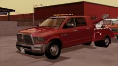 Dodge Ram 3500 TowTruck 2010 для GTA San Andreas